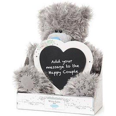 Tatty Teddy Tatty Teddy Wedding Plush Personalised By You