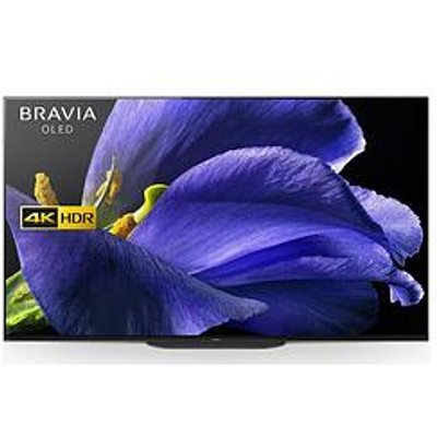 Sony Bravia Kd65Ag9 65 Inch Oled 4K Hdr Ultra Hd Smart Android Tv With Voice Remote