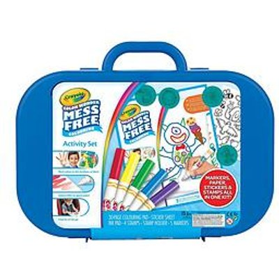 Crayola Colour Wonder Create And Carry Case