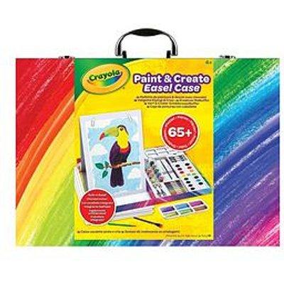Crayola Paint &Amp; Create Easel Case