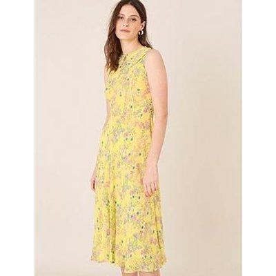 Monsoon Monsoon Sylvie Sustainable Printed Midi Dress