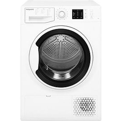Hotpoint Activecare Ntm1081Wk 8Kg Load Tumble Dryer - White