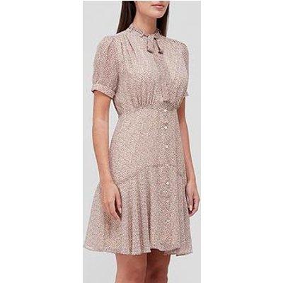 Sofie Schnoor Button Through Tea Dress - Pink