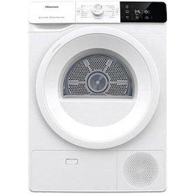 Hisense Dhge901, 9Kg Heat Pump Tumble Dryer