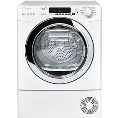 Candy Gvsh9A2Dce Grand O'Vita 9Kg Heatpump Tumble Dryer - White