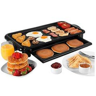 Salter Family Health Grill Family Health Grill And Griddle In One Ek4412