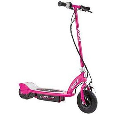 Razor Power Core E100 Scooter - Pink