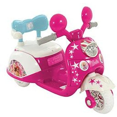 Barbie 6V Battery Operated Trike - With Lights And Sounds