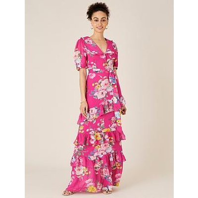 Monsoon Monsoon Vivenne Sustainable Floral Maxi Dress