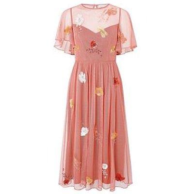 Monsoon Monsoon Elissia Sustainable Embellished Dress