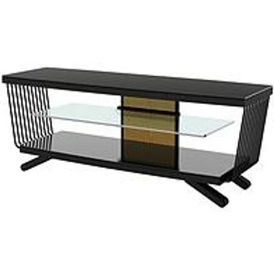 Avf Flow 1250 Tv Stand With Interchangeable Back Panels - Fits Up To 55 Inch
