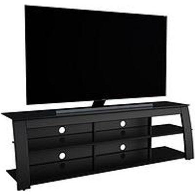 Avf Kivu 1800 Tv Stand - Black- Fits Up To 90 Inch
