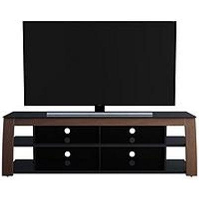 Avf Kivu 1800 Tv Stand In Walnut - Fits Up To 90 Inch