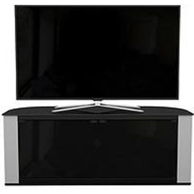 Avf Gallery 1200 Corner Tv Stand - Grey - Fits Up To 60 Inch Tv