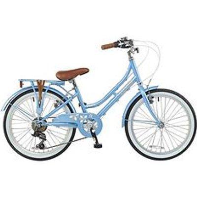 Viking Viking Paloma Girls Traditional Dutch Bike 20 Inch Wheel