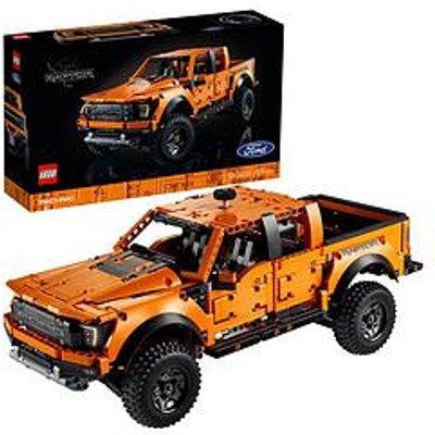 Lego Technic Ford F-150 Raptor Building Set 42126