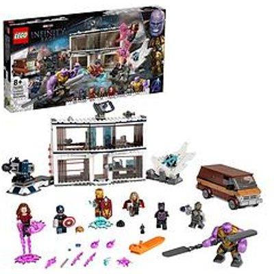 Lego Super Heroes Avengers: Endgame Final Battle Set 76192