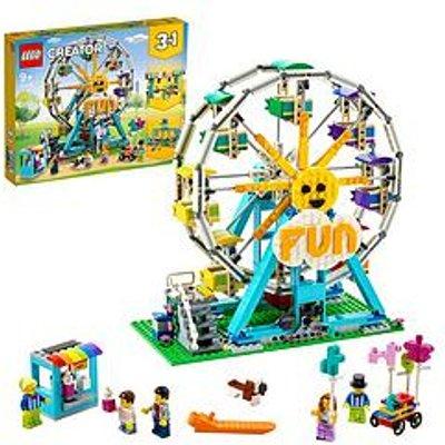 Lego Creator 3In1 Ferris Wheel Building Set 31119
