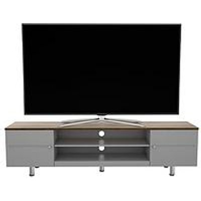 Avf Whitesands Brooke 1900 Tv Stand - Grey - Fits Up To 85 Inch