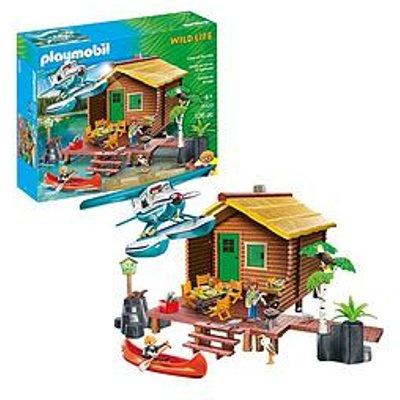 Playmobil Playmobil 9230 Wild Life Camping Club Set