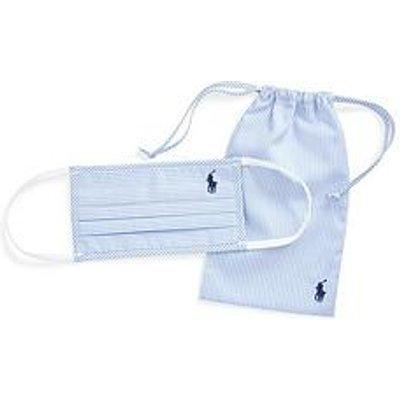 Polo Ralph Lauren Face Covering - Blue/White