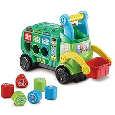 Vtech Ride &Amp; Go Recycle Truck