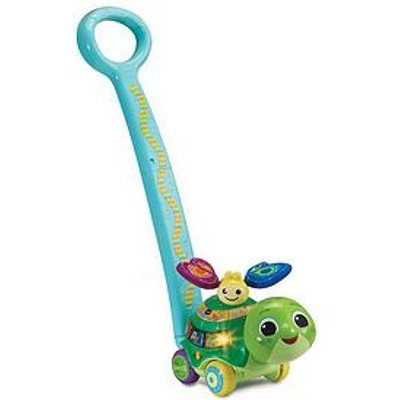 Vtech 2-In-1 Push &Amp; Discover Turtle