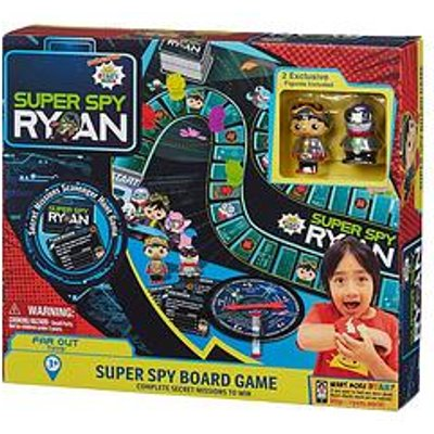 Ryan'S World Super Spy Board Game