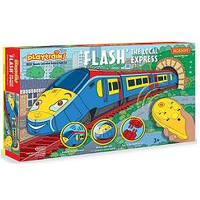 Hornby Flash' The Local Express Rcb Train Set