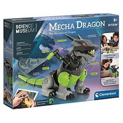 Clementoni Clementoni Science Museum - Mecha Dragon Robot