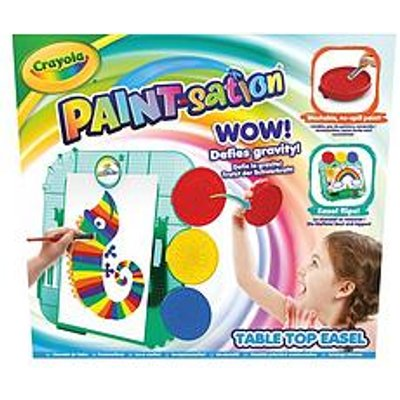 Crayola Paint-Sation Table Top Easel