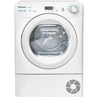 Candy Candy Smart Pro Cse H8A2Le 8Kg Heat Pump Tumble Dryer - White