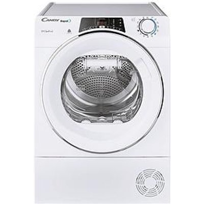 Candy Candy Rapido Roe H10A2Tce 10Kg Heat Pump Tumble Dryer - White