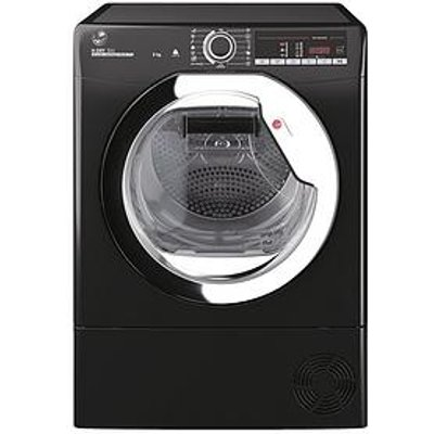 Hoover H-Dry 300 Hle H9A2Tceb 9Kg Heat Pump Tumble Dryer - Black