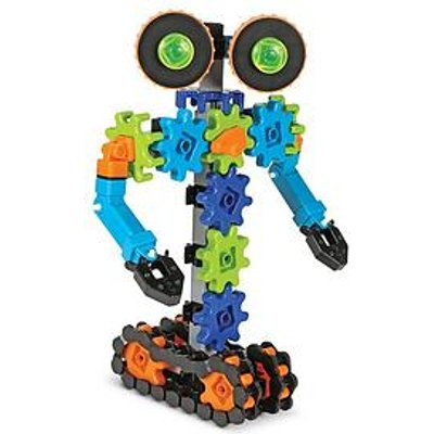 Learning Resources Gears! Gears! Gears!® Robots In Motion Building Set