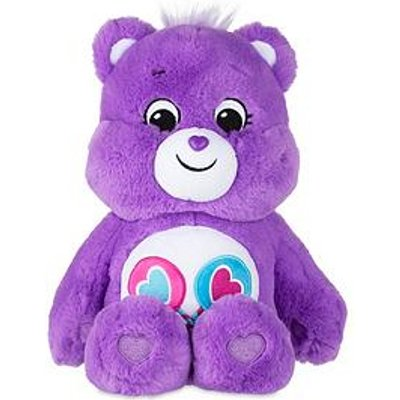 """Care Bears 14"""" Medium Plush - Share Bear"""