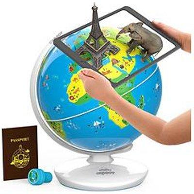 Playshifu Shifu Orboot (Earth) : The Educational Ar Globe - 180 Degree Globe