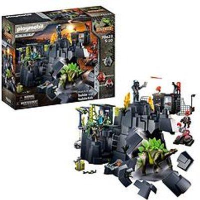 Playmobil 70623 Dino Rise Crystal Mine With Dino