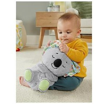Fisher-Price Soothe 'N Snuggle Koala Musical Plush Baby Toy