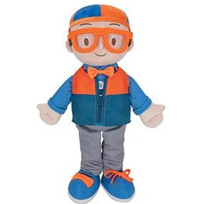 Blippi Get Ready & Play Feature Plush