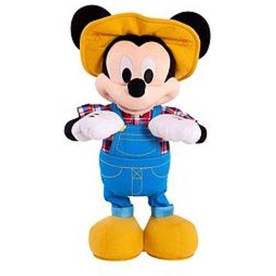 E-I-Oh! Mickey Mouse Feature Plush