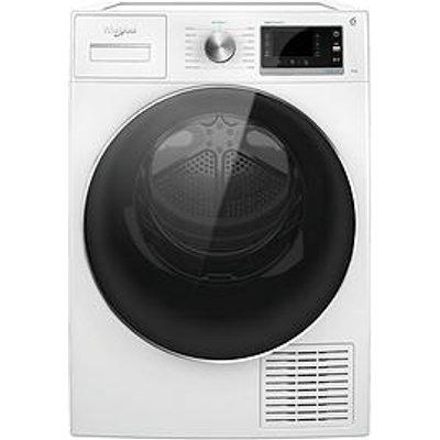 Whirlpool W6D94Wruk 9Kg Load,  Freestanding Tumble Dryer