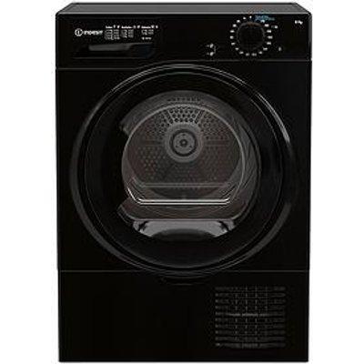 Indesit Indesit I2D81Buk 8Kg Freestanding Tumble Dryer