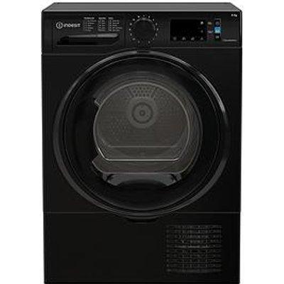 Indesit I3D81Buk 8Kg Load Freestanding Condenser Tumble Dryer