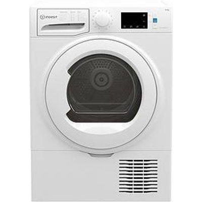 Indesit I3D81Wuk 8Kg Load Freestanding Condenser Tumble Dryer