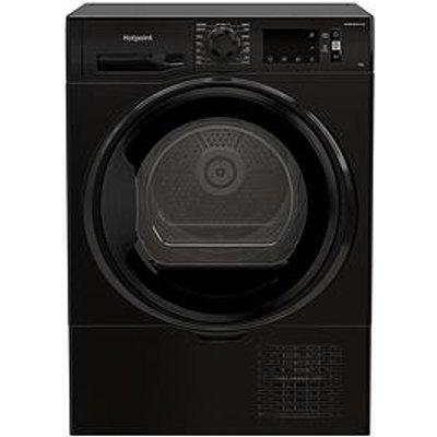 Hotpoint H3D91Buk 9Kg Freestanding Tumble Dryer