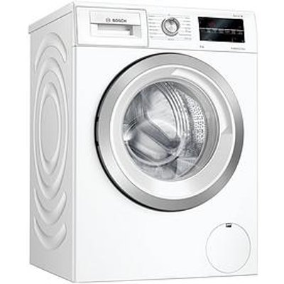 Bosch Serie 6 Wau28T64Gb 9Kg Load Washing Machine With 1400 Rpm - White - C Rated