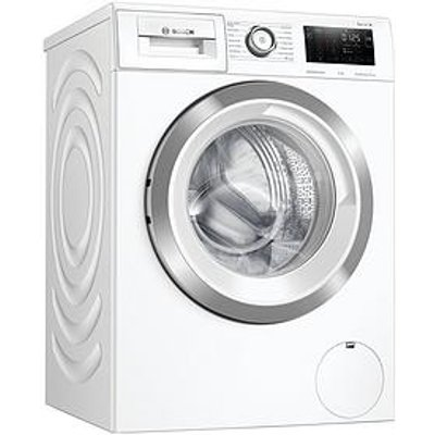 Bosch Serie 6 Wau28R90Gb 9Kg Load Washing Machine With 1400 Rpm - White - C Rated