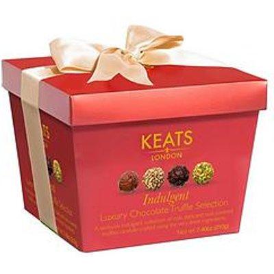 Keats Truffle Selection Christmas Box