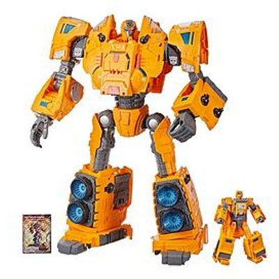 Transformers Transformers Toys Generations War For Cybertron: Kingdom Titan Wfc-K30 Autobot Ark Action Figure Â¿ 15 And Up, 48 Cm